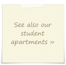 See also our student apartments